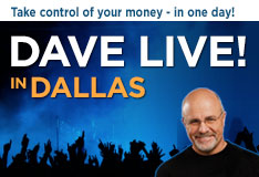 See Dave Live in Dallas!
