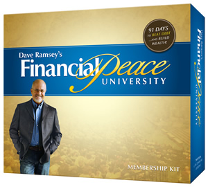 Financial Peace University Classroom Kit